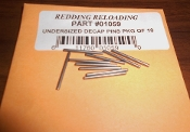 01059 Redding Decapping Pins Small Pkg of 10
