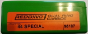 95187 44 Special Redding Dual Ring Carbide Sizer