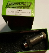85434 Redding 357 SIG Taper Crimp Die