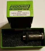 85446 Redding 6.5 Creedmoor Taper Crimp Die