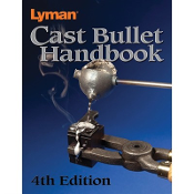 Lyman Cast Bullet Handbook 4th Edition Manual