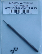 69250 Redding Universal Decapping Rod - 17 20 cal