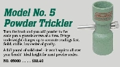 05000 Redding Model No. 5 Powder Trickler