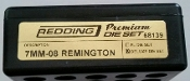 68139 Redding 3-Die PREMIUM Deluxe Die Set 7mm-08 Remington