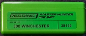 28155 Redding Master Hunter Die Set 308 Winchester