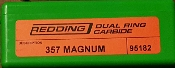 95182 357 Magnum Redding Dual Ring Carbide Sizer