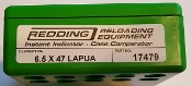 17479 Redding Instant Indicator 6.5 x 47 Lapua (no indicator)