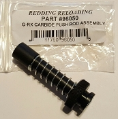96050 Redding G-Rx CARBIDE Die Pushrod Assembly