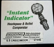 27446 Redding Instant Indicator 6.5 CREEDMOOR