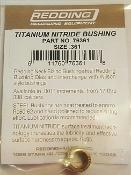 76361 Redding Titanium Nitride Neck Size Bushing