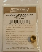 76332 Redding Titanium Nitride Neck Size Bushing