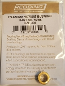 76308 Redding Titanium Nitride Neck Size Bushing