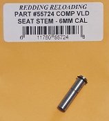 55724 Redding VLD Competition Seating Die Stem 6mm 243 Caliber