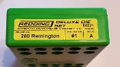 84531 Redding 3-Die Full Length/Neck Die Set 260 Remington
