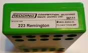 56111 Redding Competition Bushing Neck Die 223 Remington 5.56x45