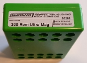 56288 Redding Competition Bushing Neck Die 300 Rem Ultra Mag