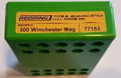 77153 Redding Type-S Full Length Bushing Size Die 300 Win Mag