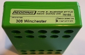 78155 Redding 3-Die Type-S Die Set 308 Winchester 7.62x51