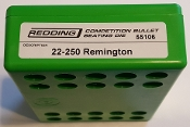 55106 Redding Competition Seating Die 22-250 Remington