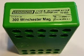 71153 Redding Type-S Neck Bushing Sizing Die 300 Win Mag