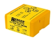26409 Berger Bullets 6.5mm 140.5gr Match Target BT Long Range