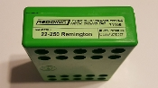 71106 Redding Type-S Neck Bushing Sizing Die 22-250 Remington