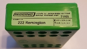 71109 Redding Type-S Neck Bushing Sizing Die 222 Remington