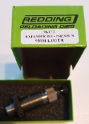 96172 Redding SPECIAL Case Mouth Expanding Die 9mm Luger