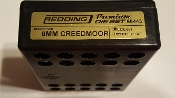 66443 Redding 2-Die PREMIUM Full Length Die Set 6mm Creedmoor