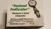 27106 Redding Instant Indicator 22-250 Remington