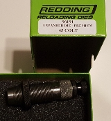96191 Redding SPECIAL Case Mouth Expanding Die 45 Colt