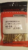 WSC3030WU Winchester Brass 3030 Winchester Rifle  Bag of 50