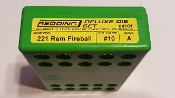 84101 Redding 3-Die Full Length/Neck Die Set 221 Rem Fireball