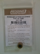 76280 Redding Titanium Nitride Neck Size Bushing