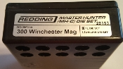 28153 Redding Master Hunter Die Set 300 Winchester Magnum