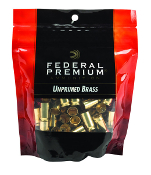 PH327UPB100 Federal Unprimed Bagged Brass 327 Fed Magnum 100/Bx