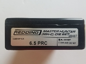 28487 Redding Master Hunter Die Set 6.5 PRC