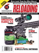 Hodgdon Annual Reloading Manual 2020