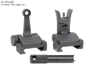 MI-CRS-SET Combat Rifle Sight Set Front Rear & Sight Tool