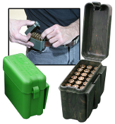 RS-20-10 MTM Case-Gard Ammo Belt Carrier 223 Rem 5.56 300 BLK