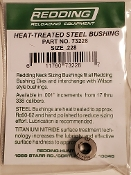 73228 Redding Heat Treated Steel .228 Neck Size Bushing