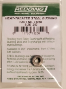 73250 Redding Heat Treated Steel .250 Neck Size Bushing