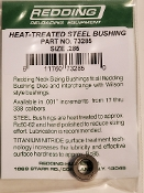 73285 Redding Heat Treated Steel .285 Neck Size Bushing