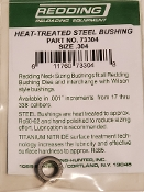 73304 Redding Heat Treated Steel .304 Neck Size Bushing