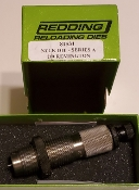 81531 Redding Bottleneck Neck Sizing Die 260 Remington
