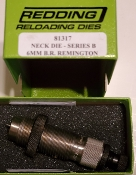 81317 Redding Neck Sizing Die 6mm BR Remington