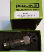 81281 Redding Neck Sizing Die 32-20 Winchester