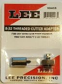 90468 Lee THREADED CUTTER FOR CASE PREP STATIONS