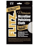 "MC200 Flitz Premium Microfiber Cloth 16""x16"""